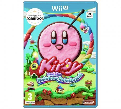 Kirby and the Rainbow Paintbrush Wii U £19.99 @ Argos
