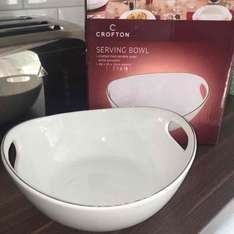 Serving Bowl Now £1.99 @ Aldi - Anniesland Glasgow