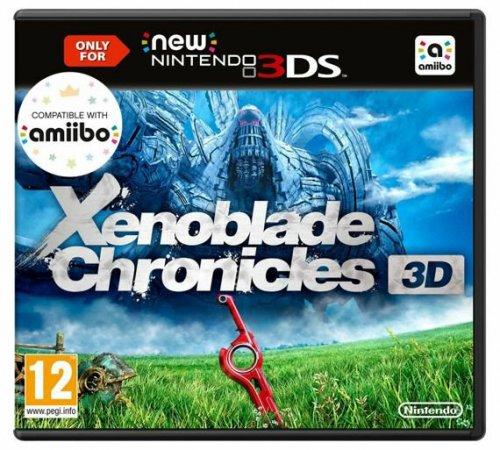 Xenoblade Chronicles [New 3DS] £21.99 @ Argos