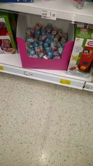 shopkins chef club two pack only £1 @ Asda - Cannock but most likely national