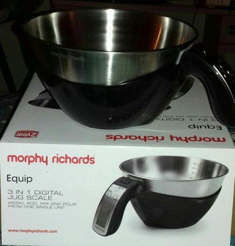 morphy richards 3 in 1 digital jug scale £3 instore @ Morrisons