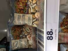 Tesco Frozen Seafood Selection: 350g for 88p