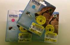 Epson Ink for £1.88 in tesco