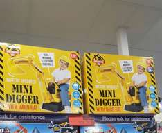 Sit on digger £15 @ B&M instore
