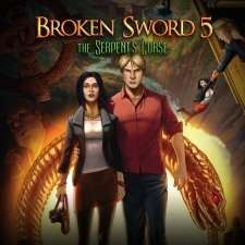 PS4 - Broken Sword 5 - The Serpent's Curse (Full Game) £7.99 @ Playstation Store