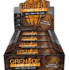 Carb Killa Protein Bar 12x60g £13.29 @ Amazon (Students only)
