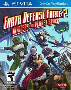 Earth Defence Force 2: Invaders from Planet Space (PS Vita) - £9.85 @ Base.com