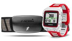 Garmin 920xt with heart rate monitor £269.51 @ Amazon only red and white at this price.