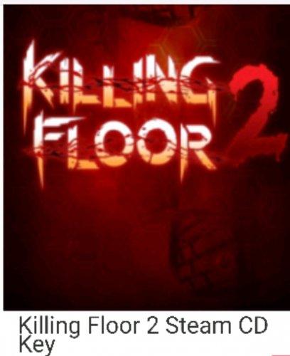 Killing Floor 2 Steam CD Key Buying Store £11.24 - @ scdkey