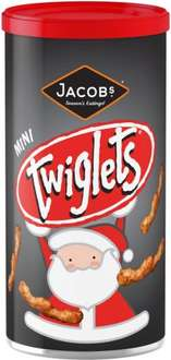 Jacob's Twiglets Drum (200g) ONLY £1.00 @ Morrisons