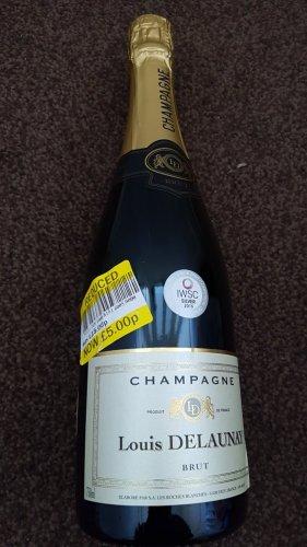 Local deal Seven Kings Tesco Express Green Lane- £5 Louis Delaunay Champagne Brut Non Vintage 75Cl