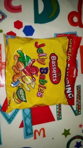 Jelly Babies 350g Share Pack £1 Poundland