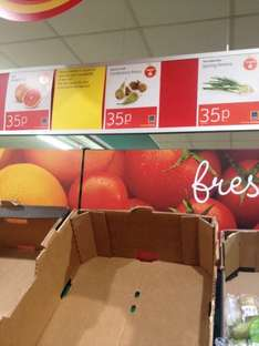 Aldi Super 6 Fruit and Veg - Conference Pears just 0.35p for bag around 6-8 Pears Instore