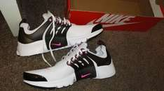 Nike Air Presto £10, Nike Outlet in Castleford.50% off All shoes(Mens, Women and Kids)