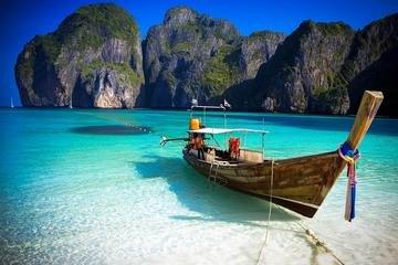 Thailand 4* Baan Lukkan Patong Resort Phuket from LONDON (4-14.6) return flight, 9 nights + Phi Phi and Khai Islands Speedboat day trip £792.53 per couple or £396.27 pp @ multi links inc. trivago/travel Trolley
