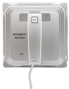 ECOVACS W830 The Window Cleaning Robot in Silver