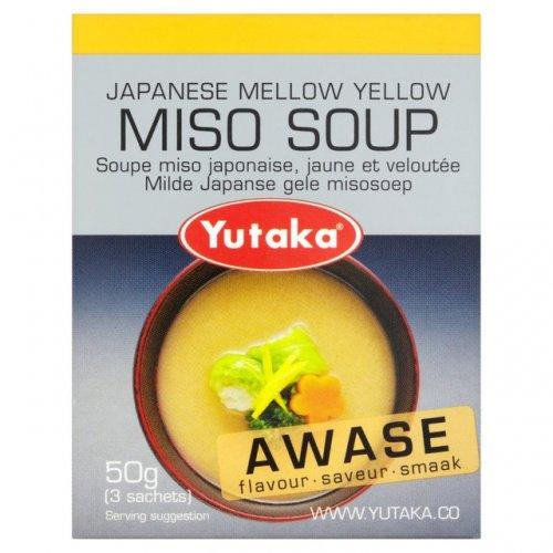 Yutak Awase Miso Soup 50g £1 was £1.41 @ Morrisons
