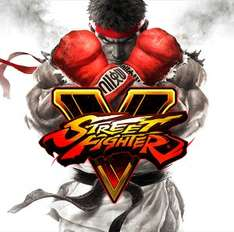 Street Fighter V (Steam) £14.84 @ Humble Bundle