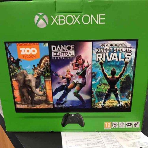 Xbox one Kinect bundle £189 @ Currys - Newcastle upon Tyne