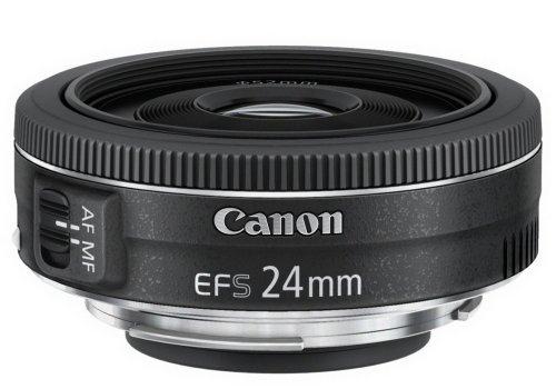 Canon EF-S 24 mm f/2.8 STM Lens £114.99 @ Amazon
