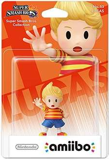 Lucas Amiibo £3.96 w/Prime or £5.95 without (Spend £20 to get free delivery if you don't have Prime)