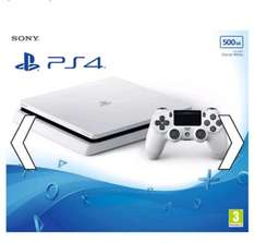 Playstation 4 Slim Black Or White With Resident Evil 7 £229.99 Also Extra Controller For £20 @ Smyths Toys