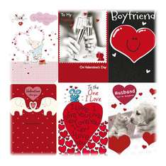 Free Valentines card with O2 priority @ Cardmarket