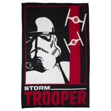Star Wars Stormtrooper Fleece Blanket only £4 (Free C&C) instore / online @ Wilko [Officially licensed]