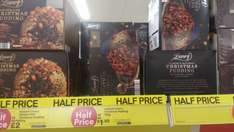 Iceland Luxury Christmas pudding £1.50 down from £6