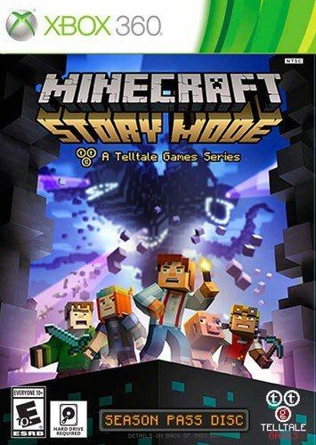 Minecraft Story Mode - £5 @ Asda Instore (Queslett)