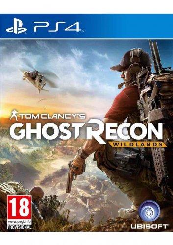 Tom Clancys Ghost Recon Wildlands PS4/Xbone  £37.85 @ Simplygames