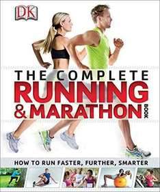 DK Complete Running & Marathon Book. Kindle Ed. Was £12.99 Now 99p @ Amazon