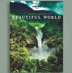 Large Lonely Planet Beautiful World Book Was £20 Now £4.80 C+C @ TheWorks + 23.1% cashback