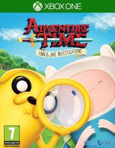Xbox One - Adventure Time: Finn and Jake Investigations - £7.99 (Deals with Gold) @ Microsoft Store