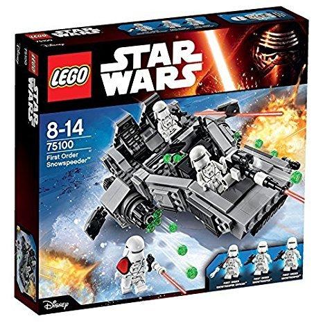 Lego snow speeder £21.99 @ Amazon
