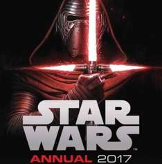 Star Wars Annual 2017 Was £7.99 Now £1.00 C+C @ The Works + 23.1% Cashback
