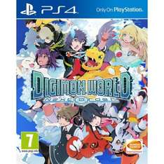 Digimon World: Next Order Pre-order for PS4 @ TheGameCollection - £36.85
