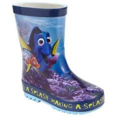 Finding Dory Wellies £5 (+£2 C&C or £3.50 Delivery) at John lewis