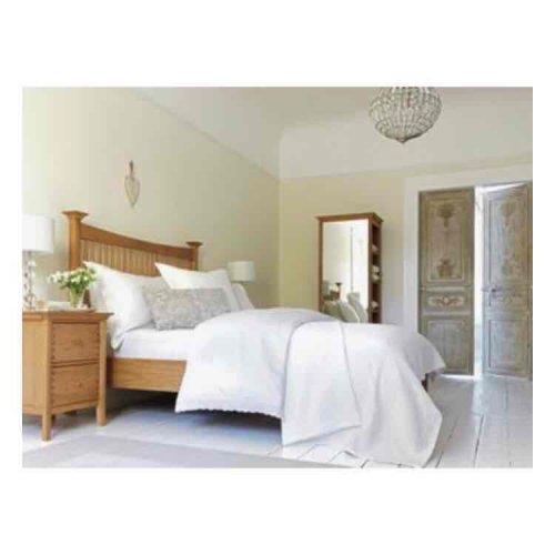 OAK Schreiber Pentridge Kingsize Bed Frame Was £687.50 Now £134.99 (+£6.95 Delivery) with code  @ Argos + £10 Voucher