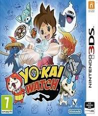 Yo Kai Watch £18.85 Used As-New @ BoomerangRentals (Probably not a lot in stock)