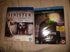 More Poundland Blu Ray £1 Bargains! In-store
