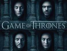 Game of Thrones Seasons 1-6 on Google Play for £44.77 SD / £49.99 HD