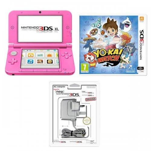 Nintendo 3DS XL Bundles for £139.99