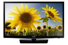 "£50 off 24"" 4 Series LED HD TV UE24H4003AW - £139 with Voucher H400S4V350 Free Delivery at Samsung"