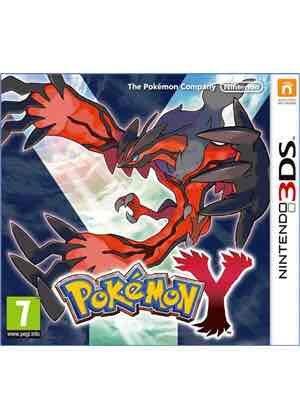 pokemon Y (3DS) £23.99 @ Base
