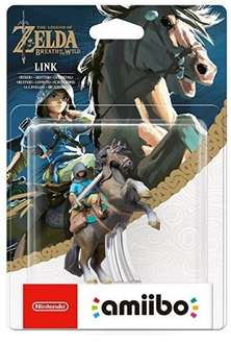 Zelda Breath of the Wild Amiibo 5 variants Amazon Prime £12.99-£16.99 @ Amazon