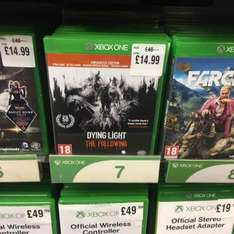Dying Light: The Following - XBOX ONE - HMV - £14.99