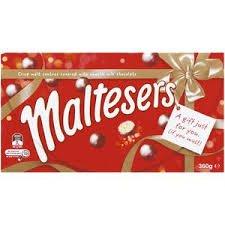 Maltesers Gift Box 360g £2 instore @ Tesco