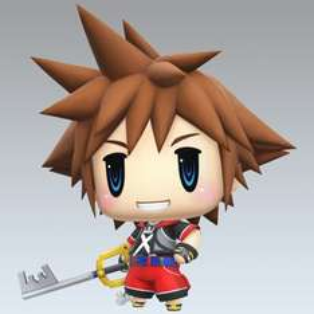 [PS4 and Vita] Free Sora for World of Final Fantasy on PSN