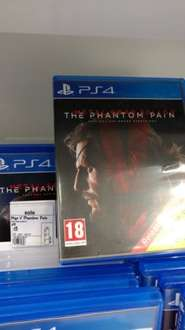 metal gear solid:The Phantom Pain £5 in Asda